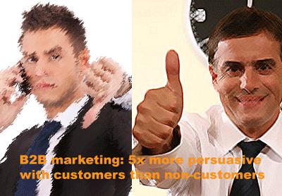 B2B marketing 5x more persu